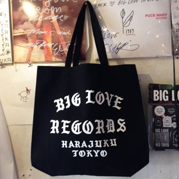 Image of Big Love Large Tote Bag