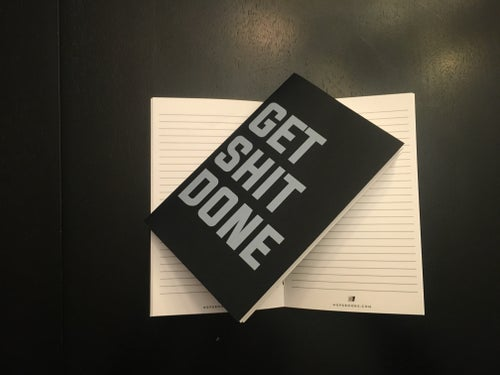 Image of Get Shit Done!