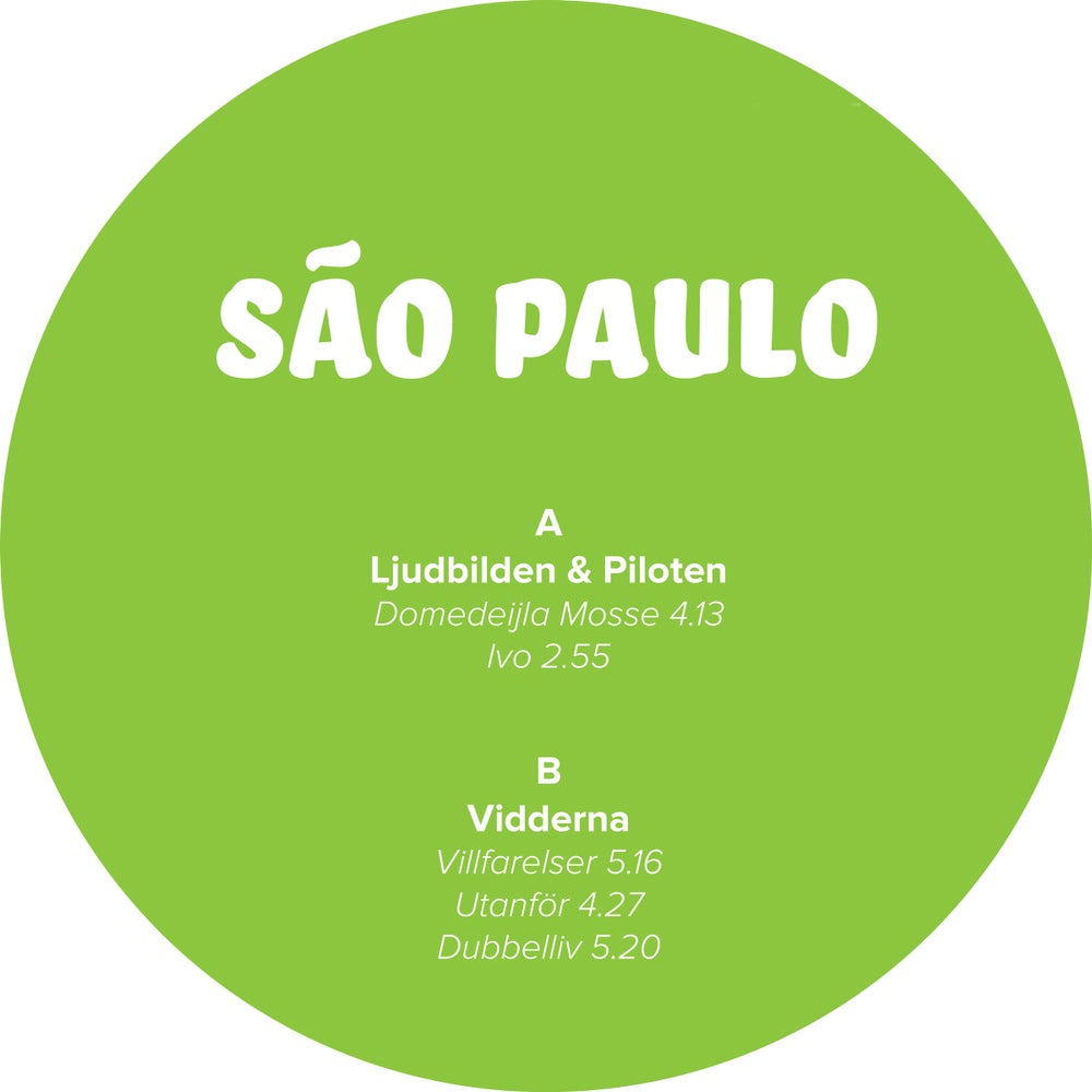 """Image of [NSRD011]<br>Various Artists<br>Sãu Paulo<br>12"""""""