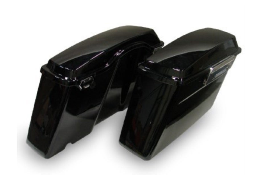 Image of Hard Saddlebags (fits 1993-2013 HD Touring models)