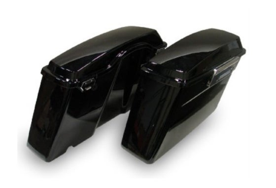 Image of Hard Saddlebags (fits 1993-2013 HD Touring models)