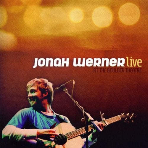 Image of Live at the Boulder Theater double disc CD
