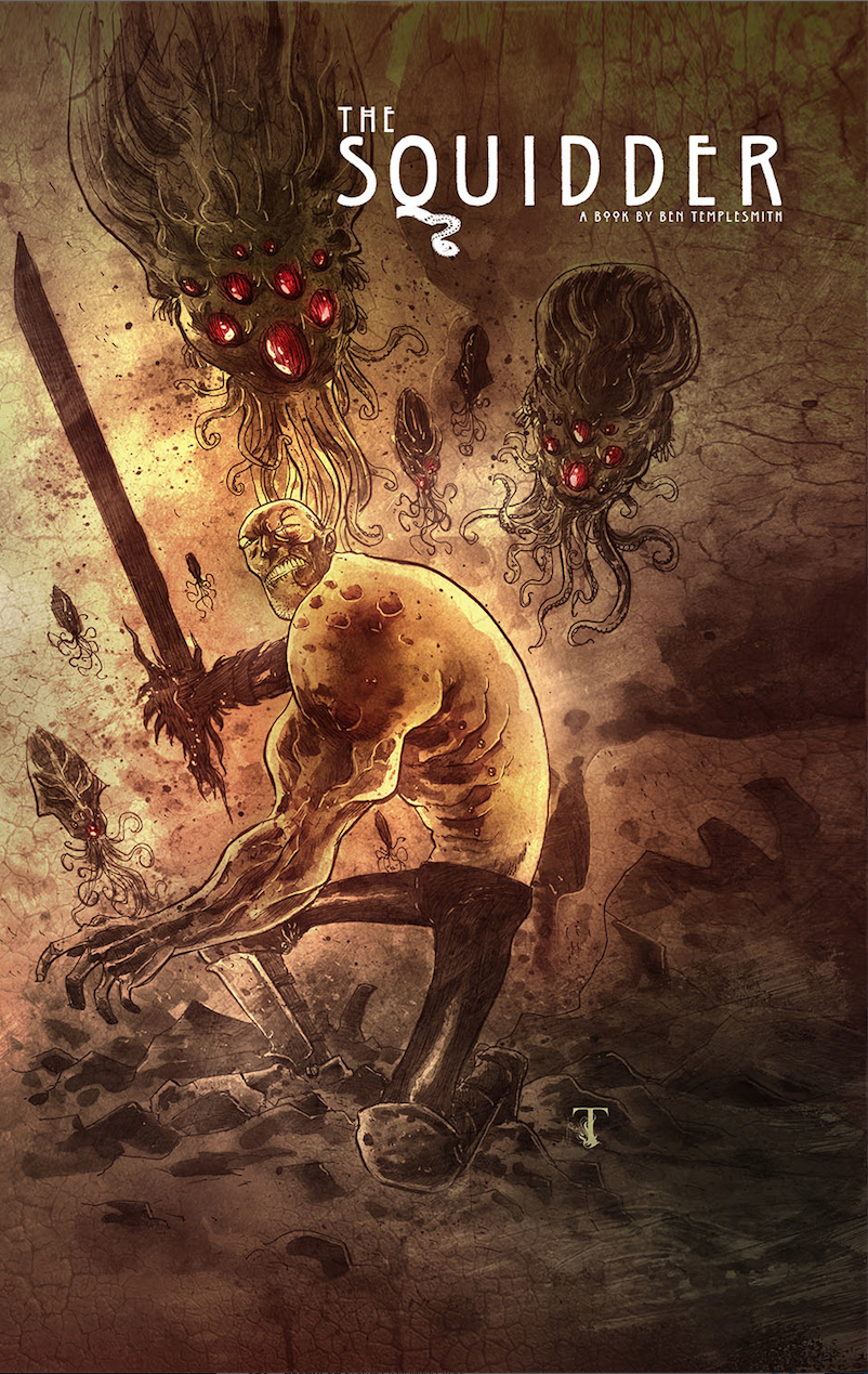 Image of THE SQUIDDER (TRADE PAPERBACK)