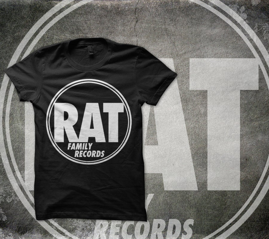 "Image of ""Rat Family Records"" Tee"