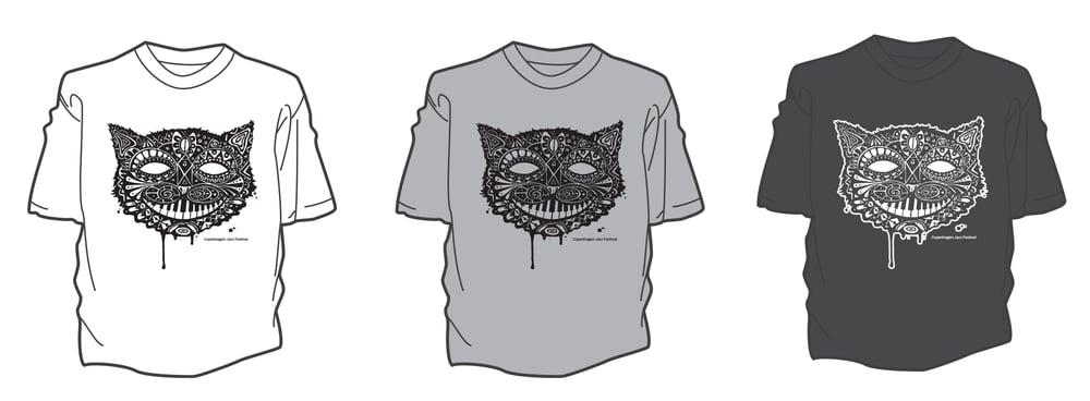 Image of T-Shirt - Copenhagen Jazz Festival 2015 (back in stock)