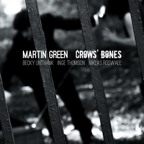Image of CROWS BONES CD ALBUM