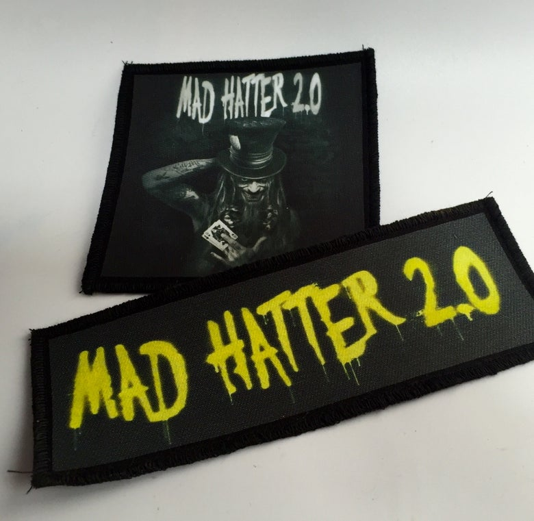 Image of Jacket Patches