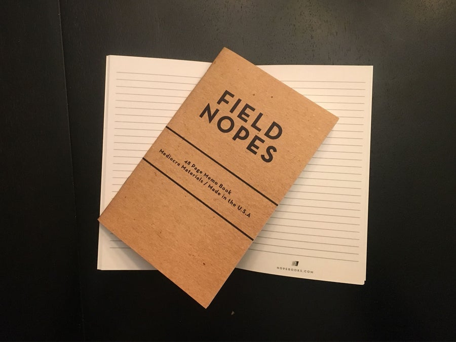 Image of Field Nopes