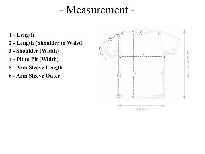 Image of Measurements x TEE
