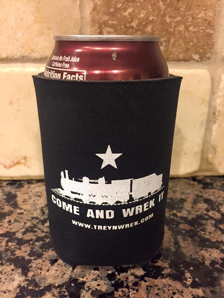Image of Come and Wrek it Koozie