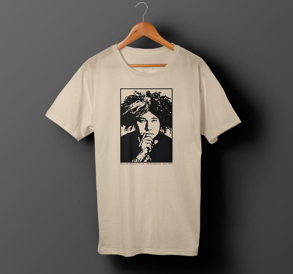 Image of William Melvins Hicks T Shirt