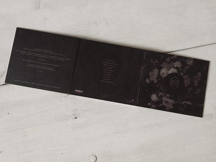 Monochrome Noise Love CD