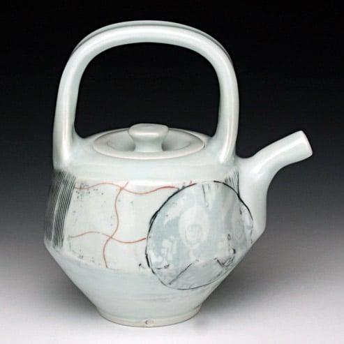 Image of Teapot #77