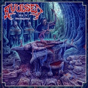 Image of Avulsed - Altar Of Dismbowelment 10 LP