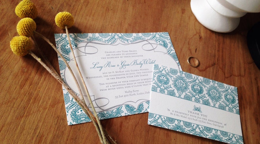 Image of Lacey wedding suite