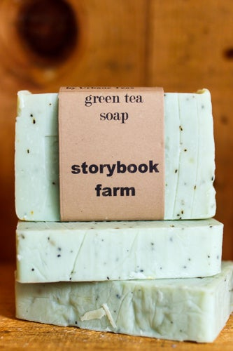 Image of Green Tea Soap