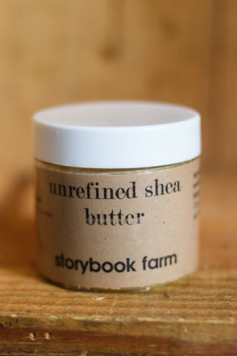 Image of Unrefined Shea Butter