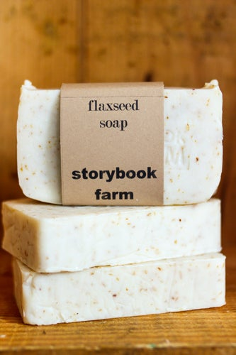 Image of Flaxseed Soap