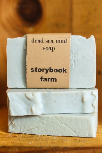 Image of Dead Sea Mud Soap