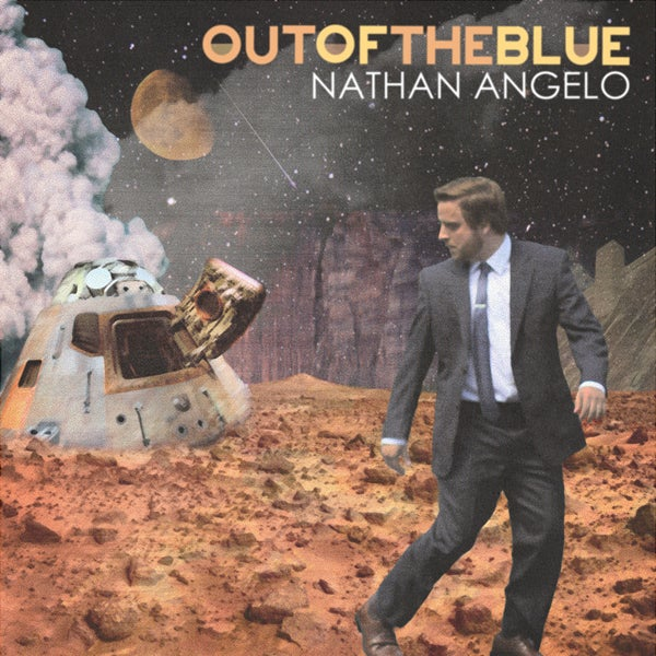 Image of Out of the Blue CD