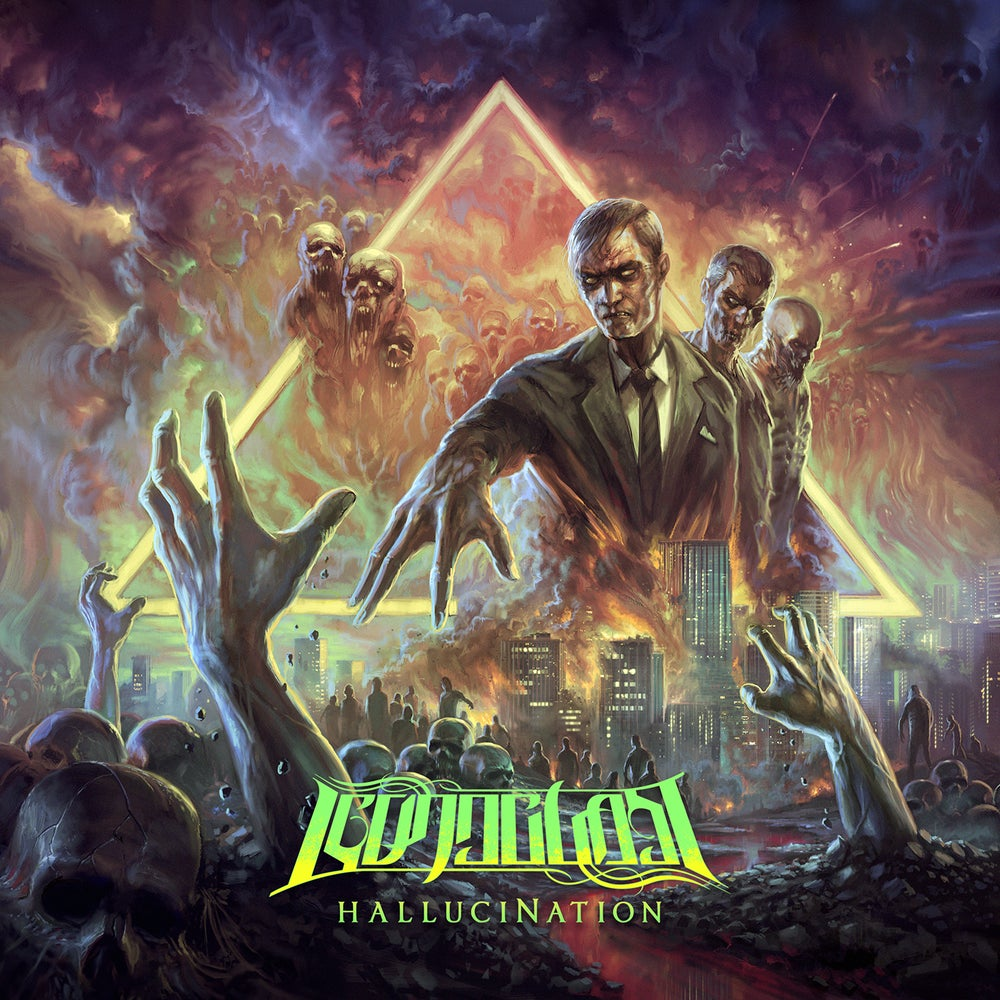 Image of HALLUCINATION CD