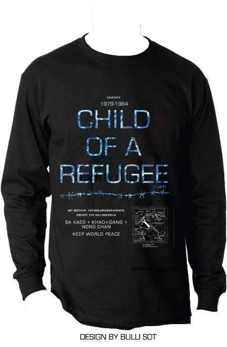Image of Child of a Refugee