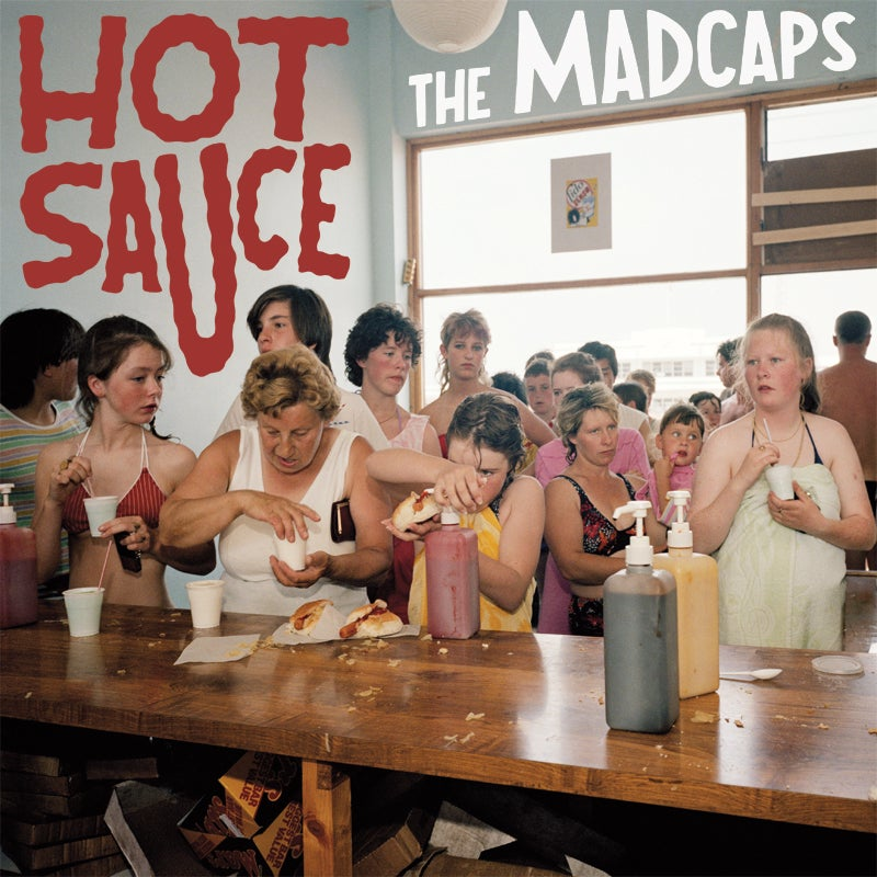 Image of Hot Sauce - LP & CD