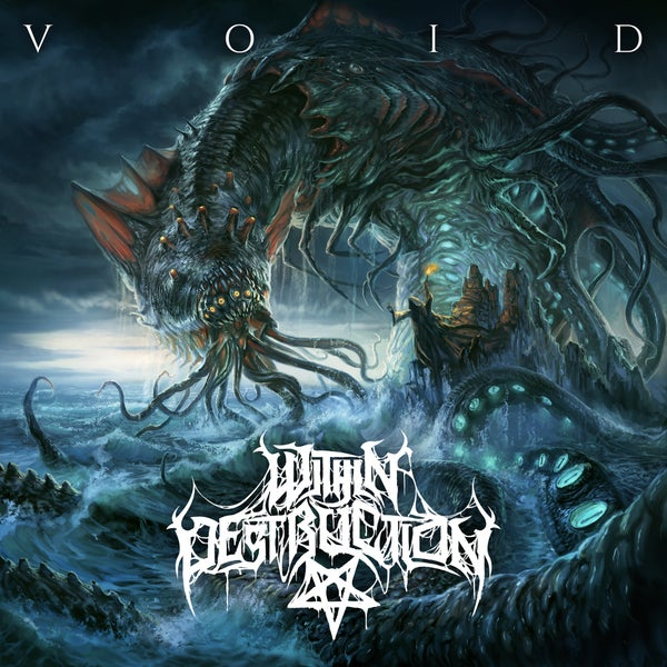 Image of WITHIN DESTRUCTION - Void CD