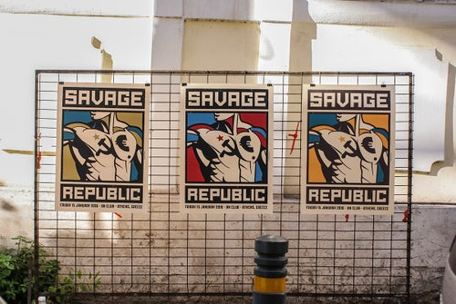Image of Savage Republic 2016