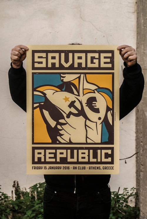 Image of Savage Republic 2016