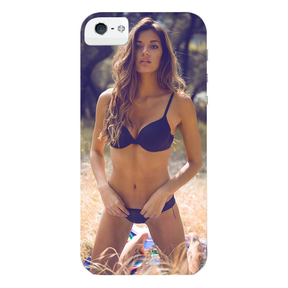 Image of Vanessa 'Field' iPhone Case