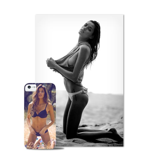 Image of iPhone Case/Poster Pack