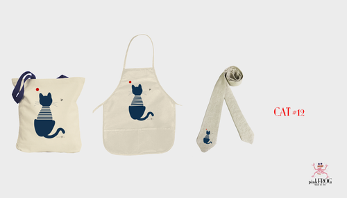 Image of CAT#12 (tee/undie/youth tee/toddler tee/baby onesie/tote bag/pouch/apron/tie/print/framed art)