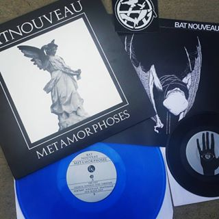"Image of Bat Nouveau ""Metamorphoses"" LP + 7"" ep Black Vinyl"