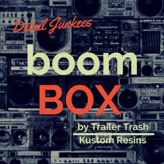 Image of Ghetto Blaster Boombox