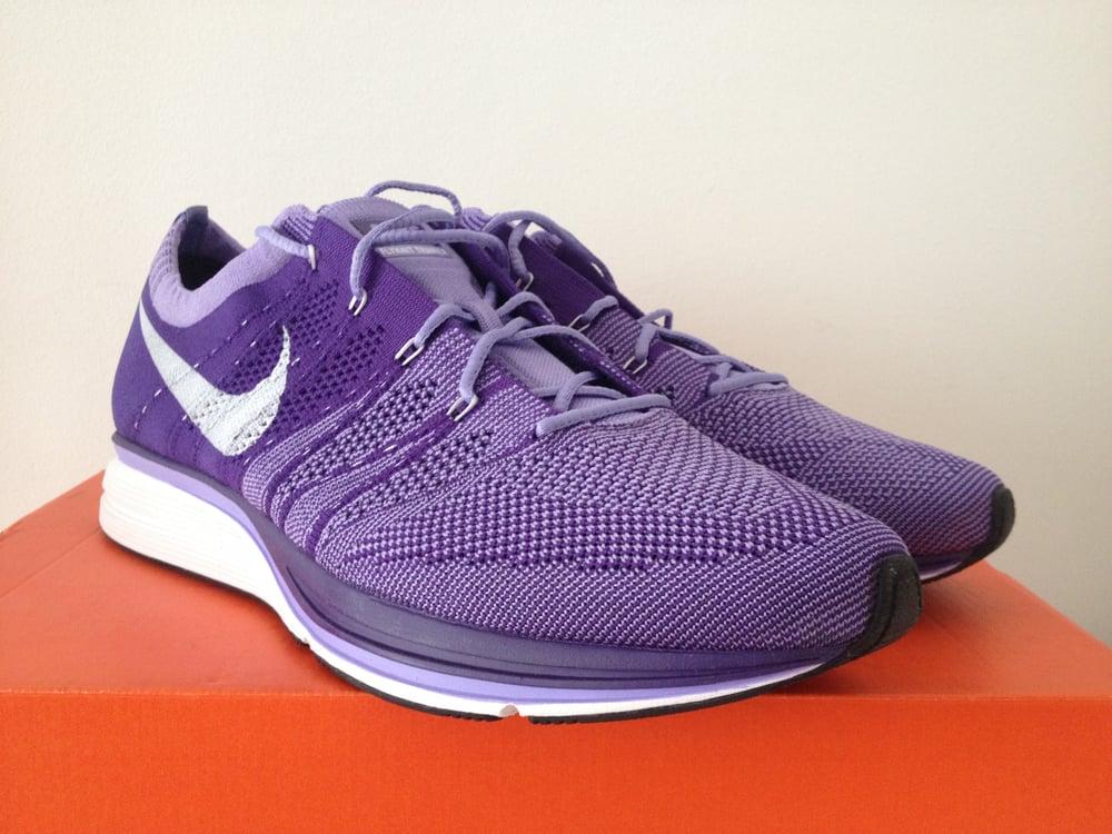 b8747fad516d ... Image of Nike flyknit trainer Purple 2012 ...