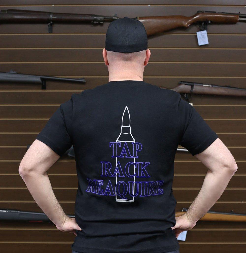 Image of Tap & Rack T-Shirt