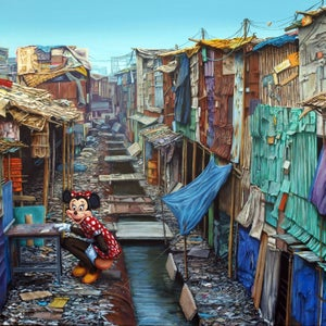 Image of Jeff Gillette - Shadow City Minnie