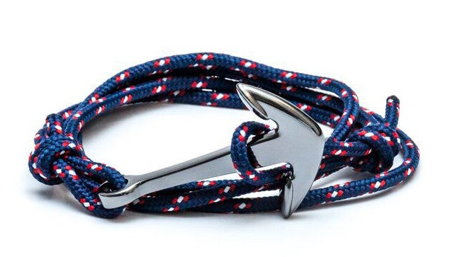 Image of ZENGER Nautical Anchor with with Nylon Cord Wrap
