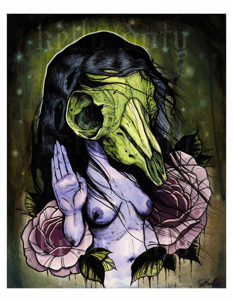 Image of The Gentle Heretic by Kelly Doty