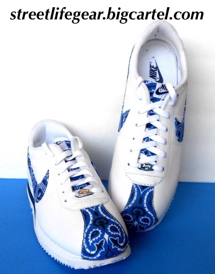 new product 7cfdf 896dc Image of Original Bandana Nike Cortez