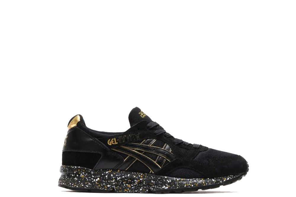 "Image of ASICS GEL LYTE V X ATMOS ""BLACK AND GOLD"""