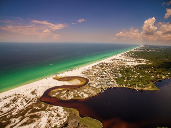 Image of Blue Skies 2 | Grayton Beach