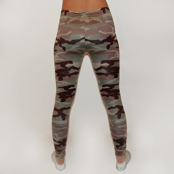 Aphrodite - Camo - Elite Fitness Apparel