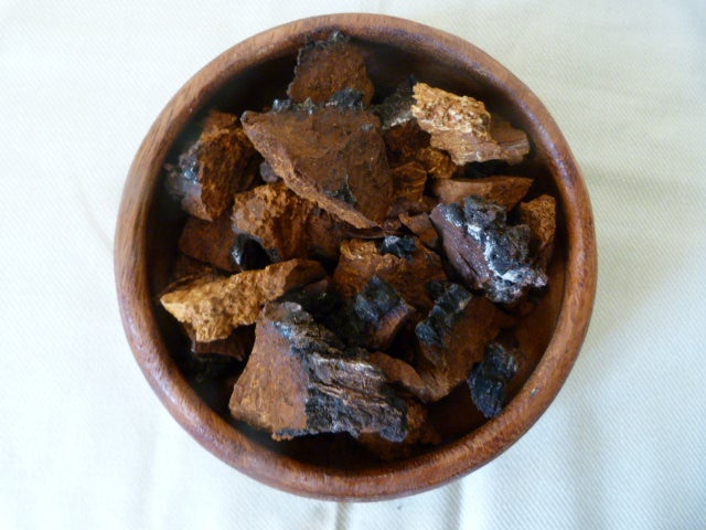 Image of Wild Harvested Scottish Chaga... 100 Grams - Click For More Details
