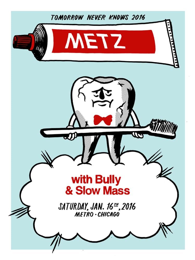 Image of METZ 2016 Chicago