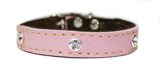 Image of Sassy Little Thang Collar - Light Pink