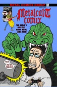 Image of METALCULT COMIX #6 1ST PRINT