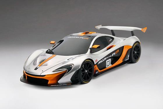 Image of 1:18 TrueScale Miniatures 2014 McLaren P1 GTR