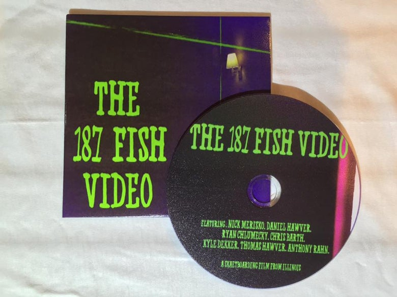 Image of The 187 Fish Video DVD